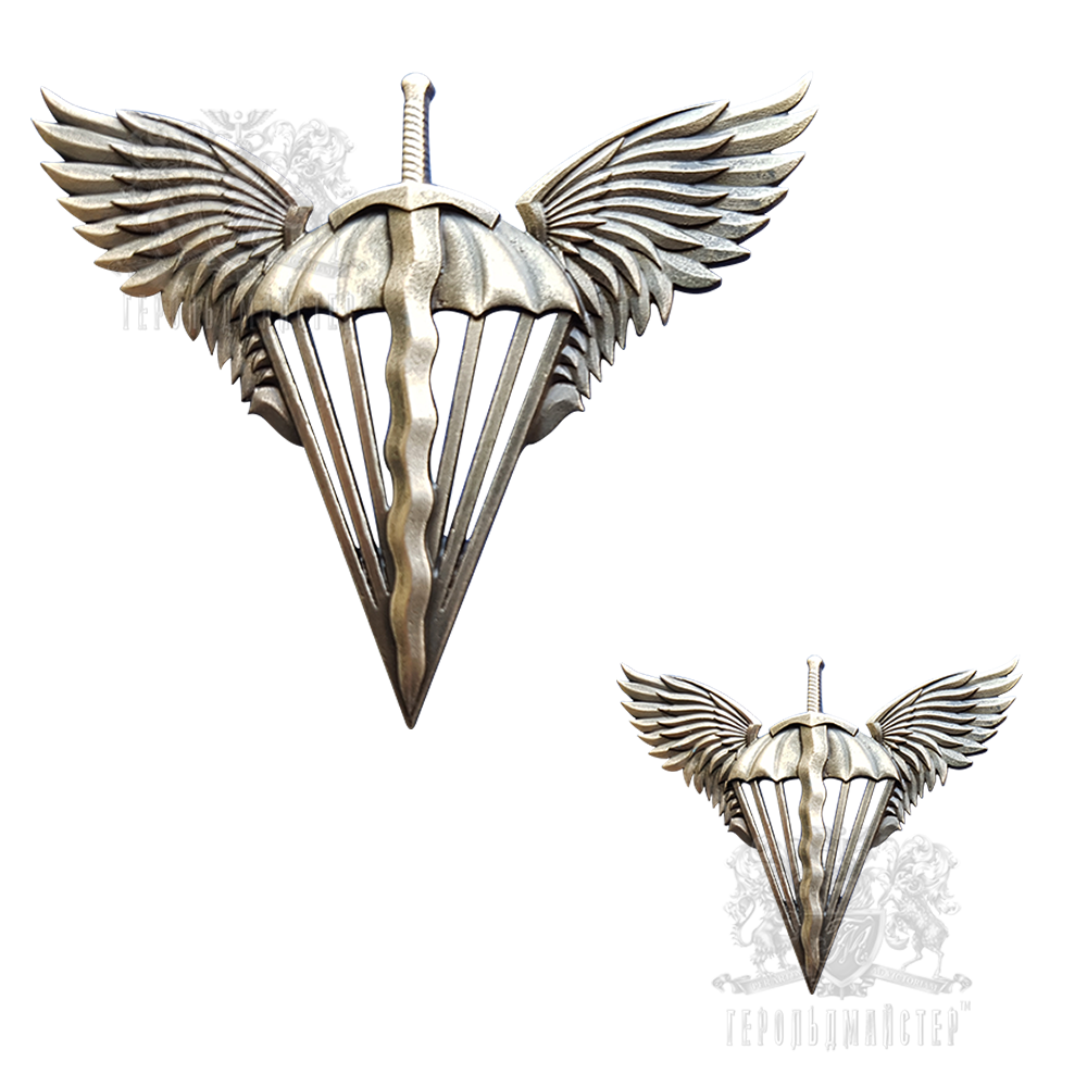Фото Badge of the High-Volunteer Airborne Forces