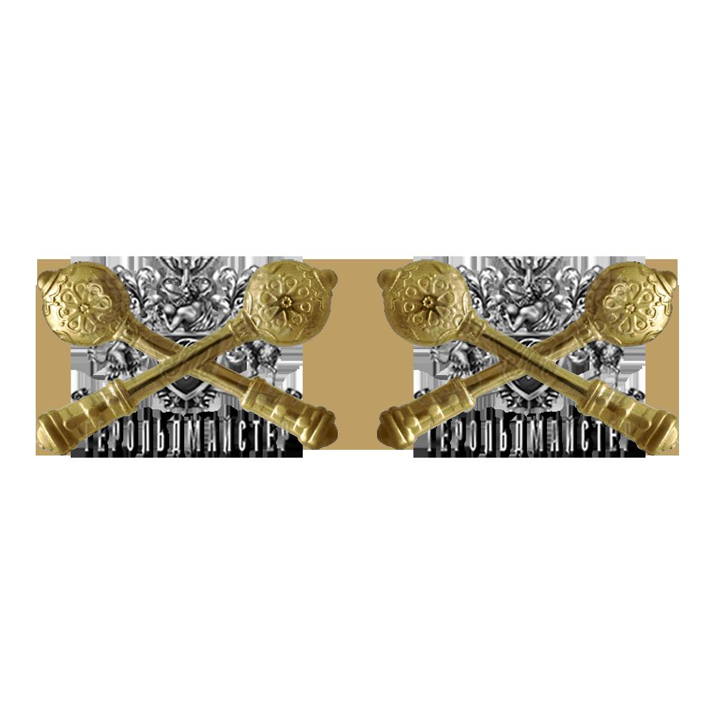 Фото Эмблемы высшего офицерского состава 2 шт.(старого образца)