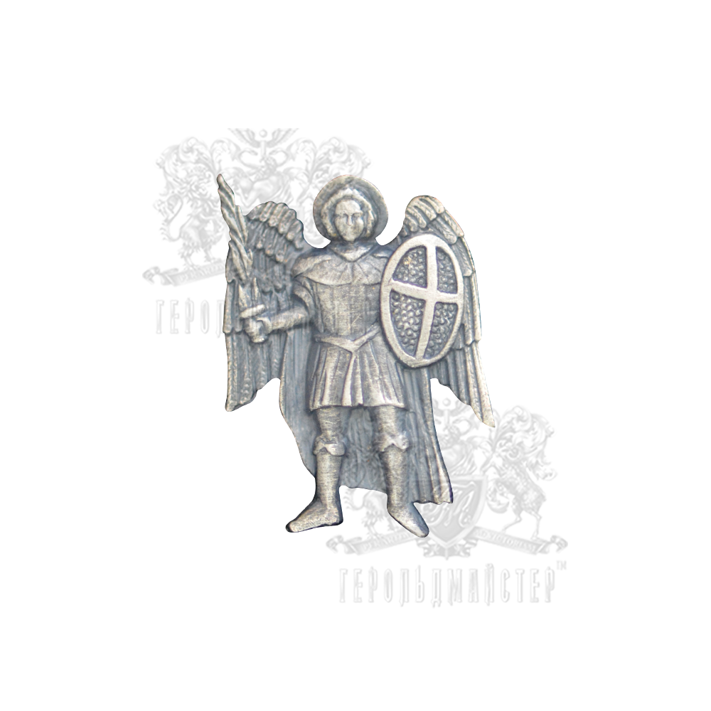 "Фото Badge ""Archangel Michael"""