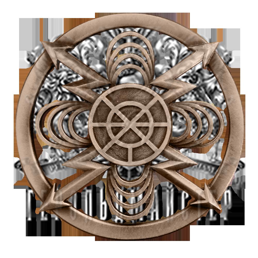 Фото Беретный знак радиотехнических войск и войск связи