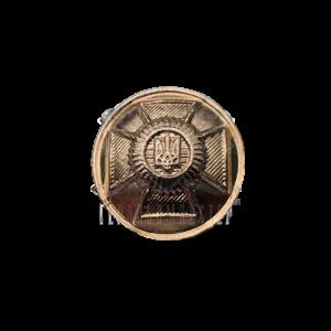 Фото Гудзики формені металеві(для погон до парадної форми одягу, Вид 1)