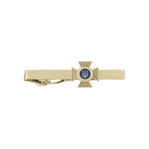 Фото Tie Clip of Armed Forces of Ukraine (new version)